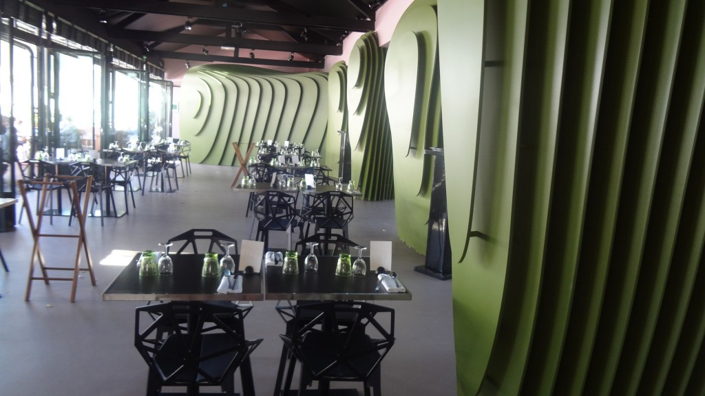 La grande verri re restaurant paris 16e brasserie paris - La grande verriere jardin d acclimatation ...