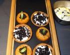 Pommes de terre de Noirmoutier au sésame noir ©GP