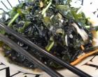 Salade d'algues de Corée vinaigrées ©GP