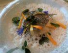Escargots, jus au tilleul de cueillette ©GP