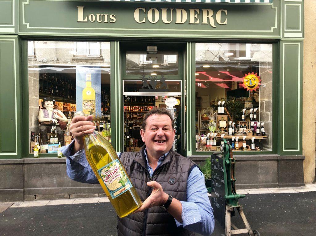 Distillerie couderc caviste aurillac les belles liqueurs de couderc le blog de gilles - Maison partout aurillac ...