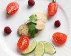 Foie de canard maison et sa verdurette ©Maurice Rougemont