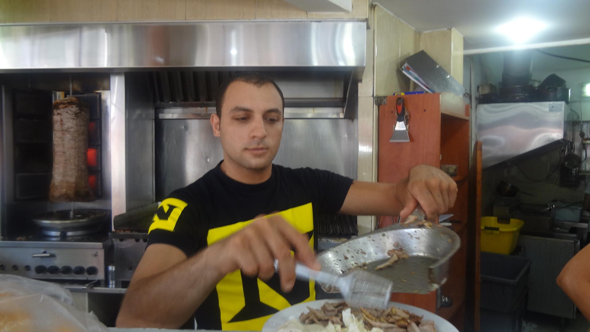 Homous taboul chawarma for Cuisinier nancy