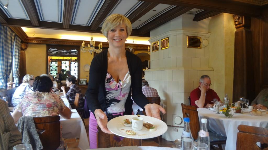 Restaurant Chez Madame  Ef Bf Bd Nancy