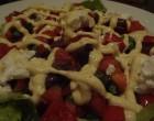 Salade tomate, ricotta ©GP