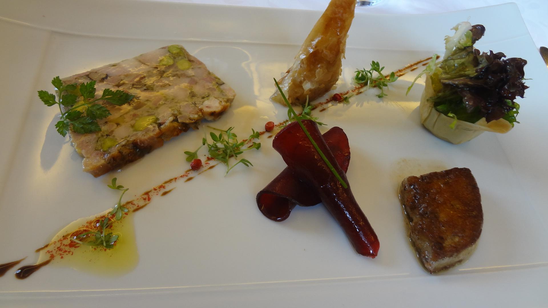 terrine de lapereau au foie gras le blog de gilles. Black Bedroom Furniture Sets. Home Design Ideas