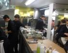 Travail en cuisine ©GP