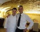Chef et serveur au Il Buco ©GP
