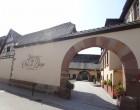 La façade du Cheval Blanc ©GP