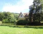 La maison sur l'étang © GP
