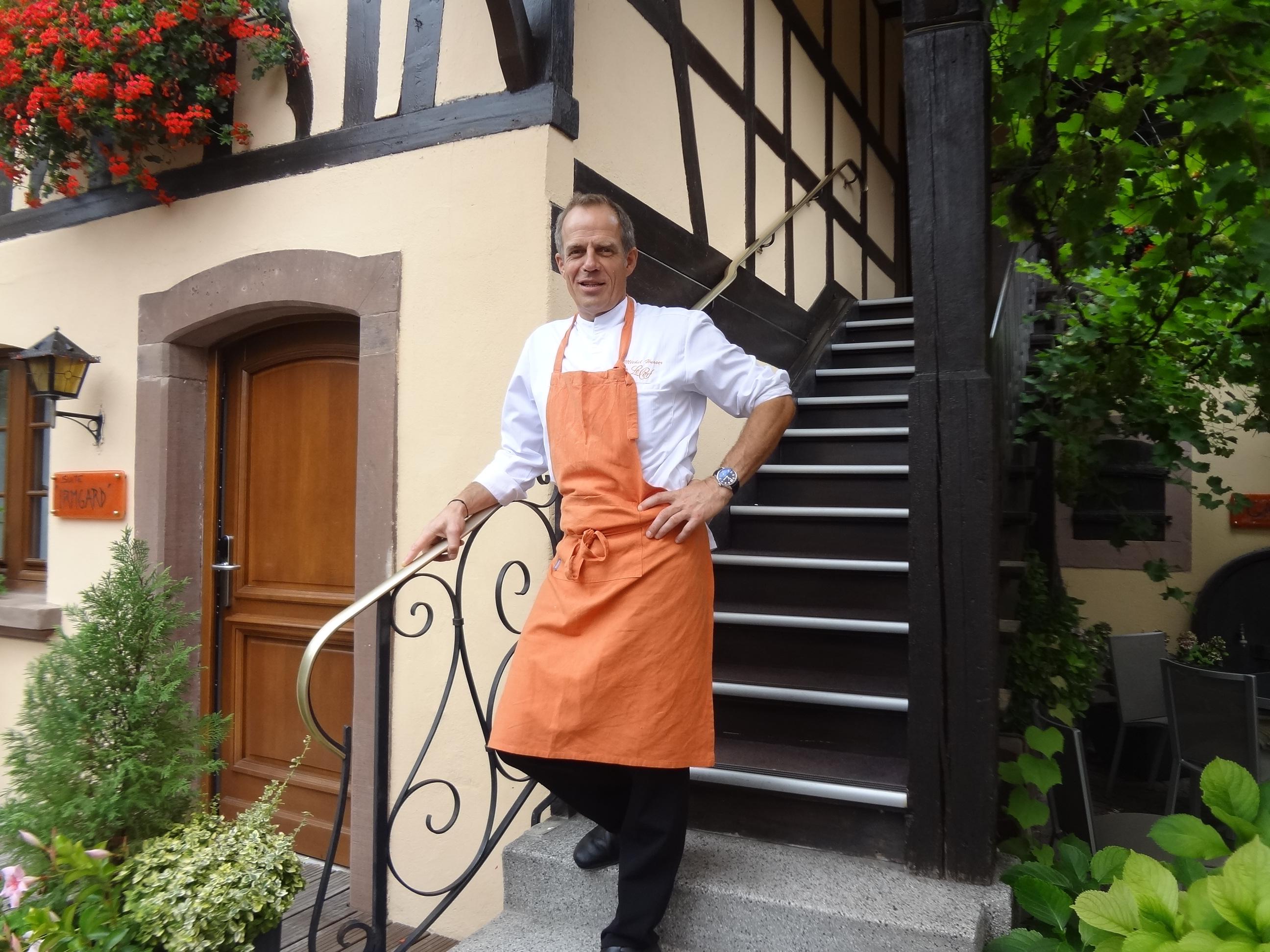 Le cerf restaurant marlenheim h tel alsace la gloire for Dans nos coeurs 35