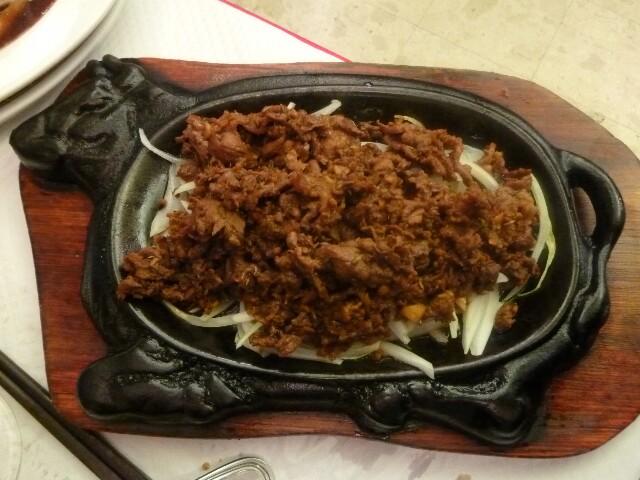 L 39 orient d 39 or restaurant chinois paris 9e l 39 orient de - Plaque chauffante cuisine ...