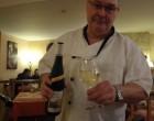 Alain Fornara et son vin ©GP