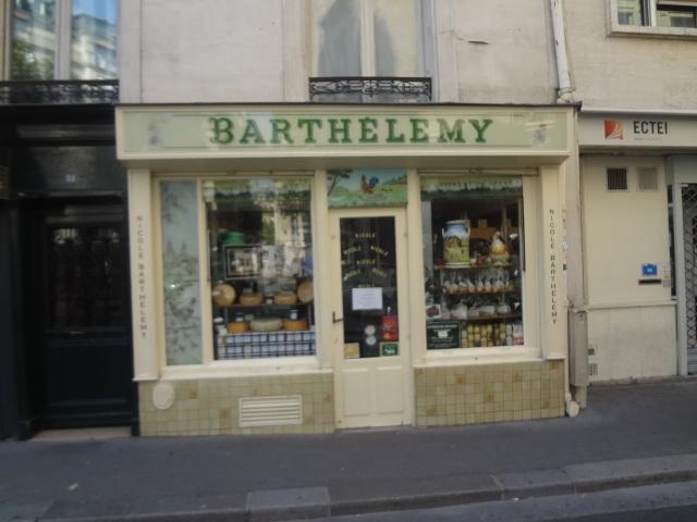 Barthélémy façade