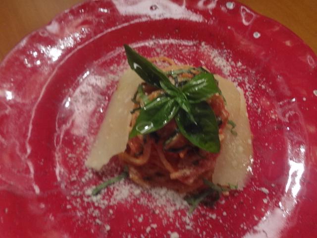 Spaghetti Positano ©GP