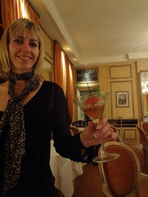 Le stan au grand h tel de la reine restaurant nancy for Restaurant madame nancy