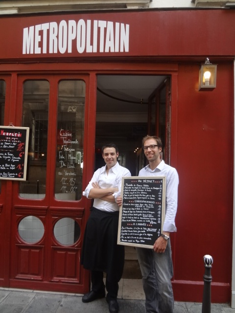 Restaurant Chez Arthur Metz