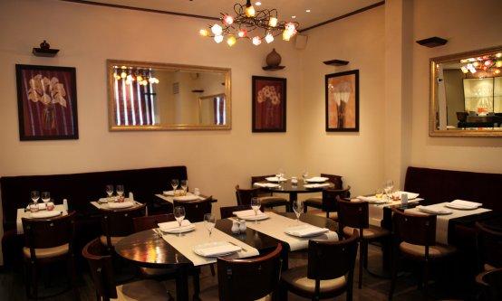 Restaurant yayin restaurant paris 17e yayin paris 17e for Restaurant salle a manger tunis