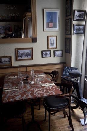 Cuisine et croix roussiens restaurant lyon lyon le for Ambiance et tradition cuisine