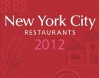 Michelin New York 2012: deux nouveaux 3 ***, troublante coïncidence…
