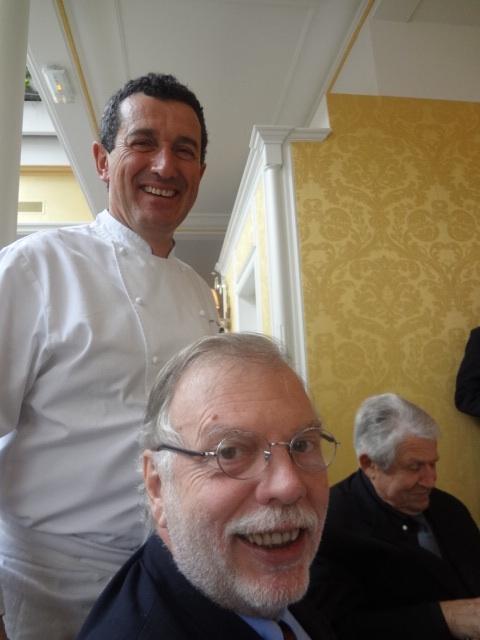 Jean-Marc Banzo et Jean-André Charial © GP