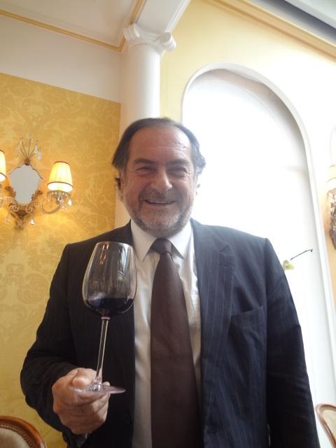 Michel Rolland le roi du vin parkerisé © GP