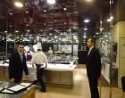Service et cuisine au labo chez Troisgros ©GP