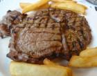 Entrecôte frites béarnéaise ©GP