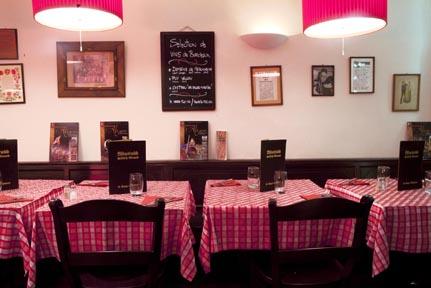 Le saint s pulcre restaurant strasbourg retour au saint s pulcre le blog de gilles - Consomme de boeuf maison ...