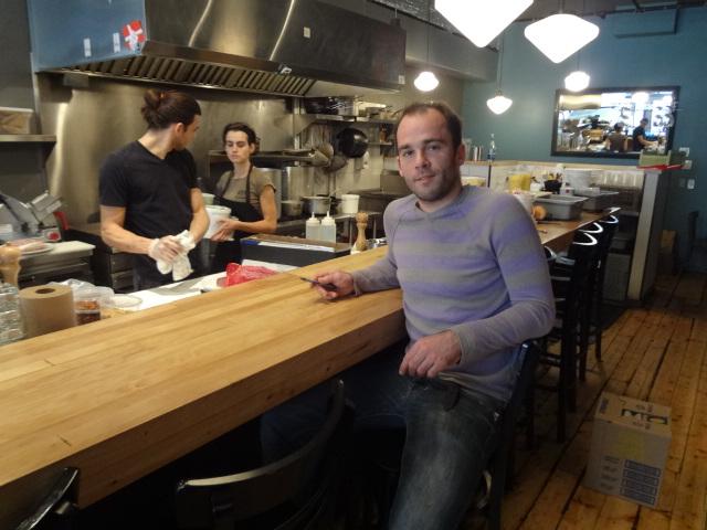 Le comptoir charcuteries et vins restaurant montr al le comptoir de s gu restaurants - Comptoir cuisine montreal ...