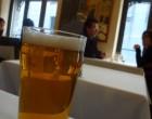 Une bière le Griffon à l'Echaudé ©GP