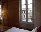 Chambre avec vue sur les arènes ©Maurice Rougemont