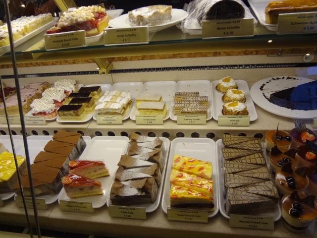 Oberlaa, pâtisserie Vienne (Autriche) , l\u0027honneur de la pâtisserie viennoise