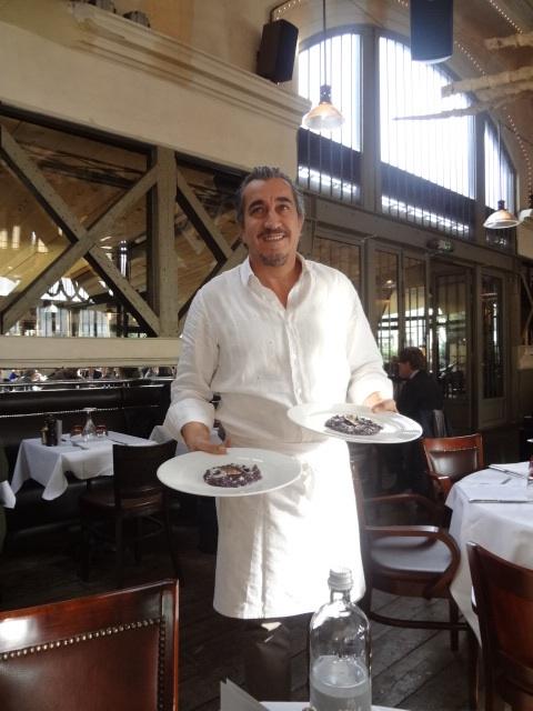 Neuilly: le retour de Giovanni