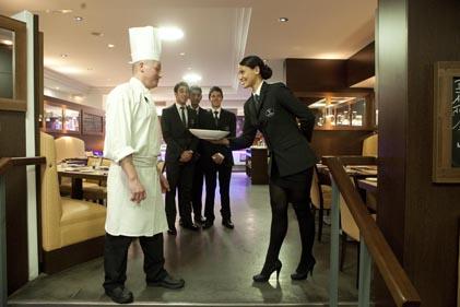 Restaurant Ecole Vatel Paris