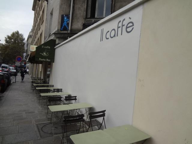 Terrasse rue Myron Herrick © GP