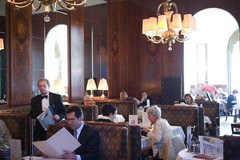 Café Landtmann ©Maurice Rougemont