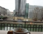 Un café avec vue ©GP