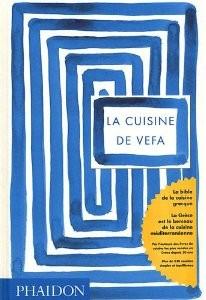 La cuisine de Vefa par Vefa Alexiadou