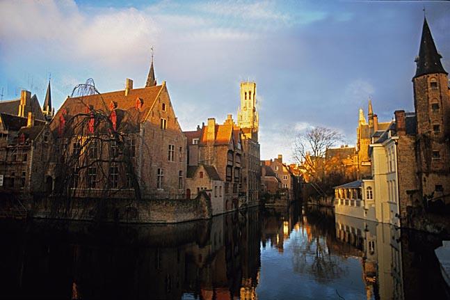 Bruges visite belgique tourisme un art de vivre coups de coeur - Office du tourisme belgique ...