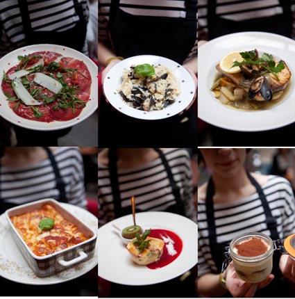 Derriere Salle A Manger Restaurant Metz Le Charme De Derriere