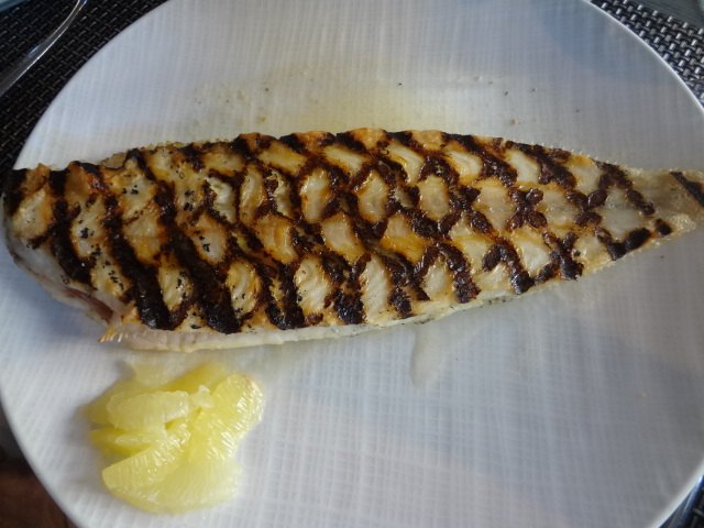 Sole grillée © GP