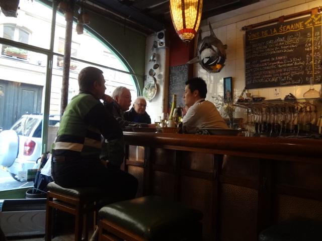 Restaurant Chez Cathy Paris