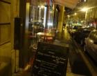 Le menu dans la rue ©GP