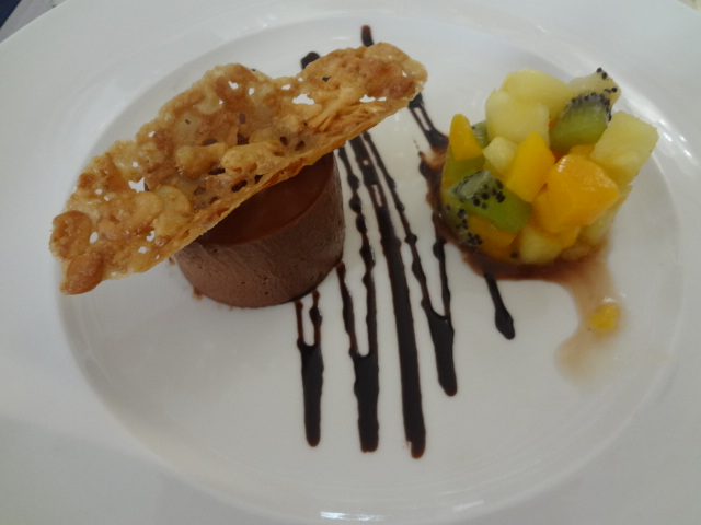 Chocolat au macvin © GP