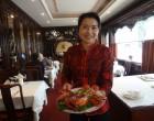 Liyu Chen et le homard ©GP