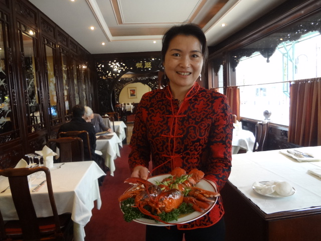 Le bonheur de chine restaurant chinois rueil malmaison un bonheur de chine sign chen coups - Un chinois en cuisine ...