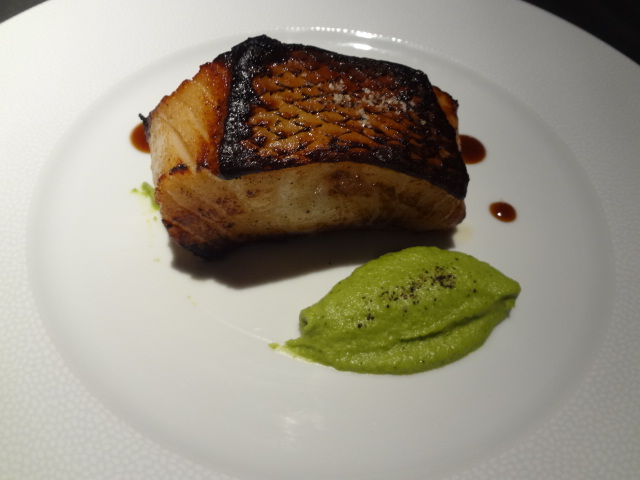 Sea bass sauce miso © GP