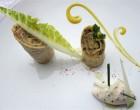 Cannelloni de tourteau aux herbes ©Alain Angenost