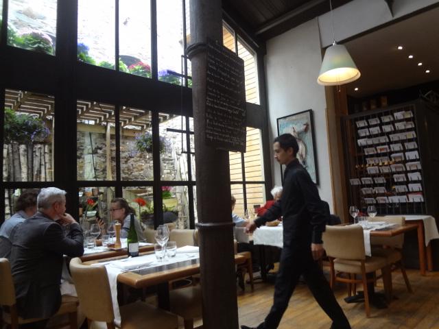 Maison baron lef vre restaurant nantes le printemps - La maison baron lefevre ...